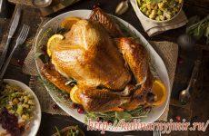 Рождественская индейка —  простые секреты удачного приготовления