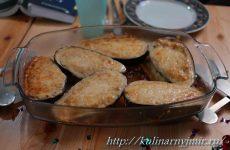 Баклажаны в яйце — малокалорийное, вкусное и простое , блюдо!