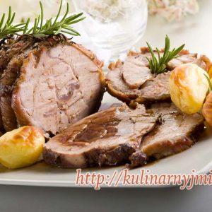 Жаркое из свинины с картофелем  — вкусно и по — домашнему