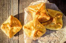 Хачапури (ватрушка с сыром) — необыкновенно вкусно!