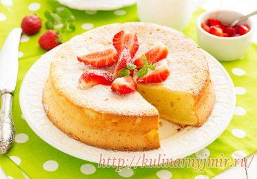 Торт- ватрушка