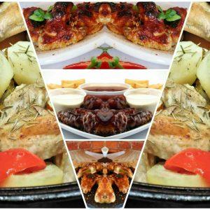 Вкуснейшие куриные крылышки — топ 5 лучших рецептов