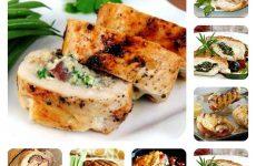 Чем фаршировать куриные грудки  — топ лучших рецептов!