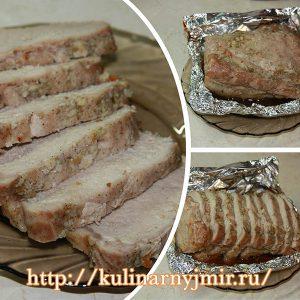 Такое вкусное мясо можно подавать не только на обычный ужин, но и на праздник