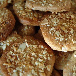 Ореховое печенье — ароматное и аппетитное!