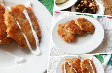 Драники с грибами —  так просто и невероятно вкусно !