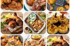 Как вкусно запечь куриные ножки  — топ лучших рецептов !