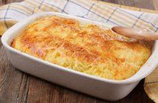 Кальмары, запечённые под сыром — фантастически вкусное и полезное блюдо!
