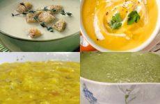 Четыри рецепта ароматных супчика — изобилие и настоящий праздник!
