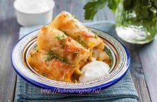 Домашние голубцы из капусты с мясом и рисом — вкуснятина!