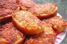 Рецепт очень вкусных горячих бутербродов с картофелем — просто для перекуса или к чаю!