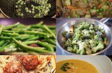 Как готовить замороженные овощи сохраняя полезные компоненты!