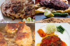 Котлеты из свинины и говядины — четыре рецепта настоящих котлет!