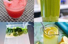Освежающий домашний лимонад — четыре рецепта из натуральных продуктов