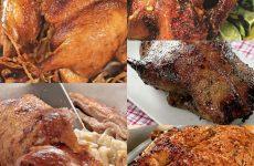 Праздничная подборка пяти вкуснейших рецепта  запеченной утки!
