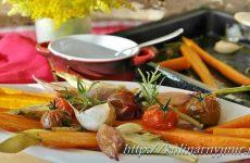 Запеченные овощи в духовке — вкусно и полезно!