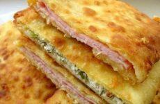 Суперидея для завтрака: сырные лепешки на кефире!