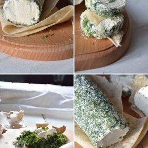 Творожный сыр из сметаны и кефира — нежный, воздушный и тающий во рту!