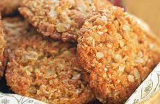 Фитнес-печенье на кефире — полезный перекус!