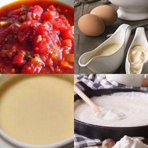 Четыри кассических соуса к пицце — по домашнему вкусно!
