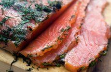Вкусная соленая рыбка за 2 часа — очень хороша!!!