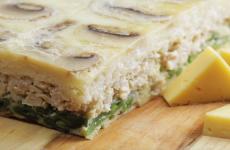 Слоеный пирог-перевертыш — восхитительный рецепт!!!