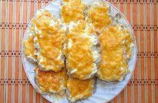 Диетическое «мясо по-французски» из куриного филе — сочное, вкусное блюдо!