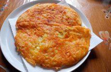 Фрико с картофелем и луком — Итальянская вкуснятина!