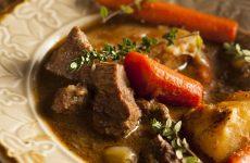Ирландское мясное рагу — настоящее блюдо!!!