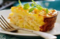 Картофельный гратен — вкус из Франции…!
