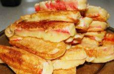 Крабовые палочки в кляре — оригинальная вкусная закусочка!