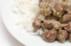 Куриные сердечки в соусе — по-настоящему сочное и ароматное блюдо!