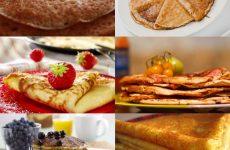 6 лучших рецепта блинов к Масленице — выбирайте самые вкусные рецепты!