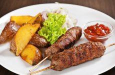 Люля-кебаб из говядины — идеальное блюдо!