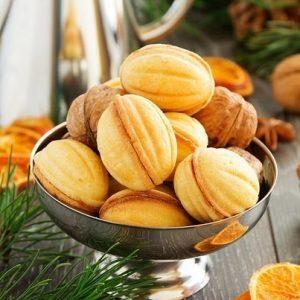 «Орешки» из детства — помните это замечательное печенье из детства?
