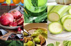 8 полезных овощей и фруктов, которые не дадут поправиться зимой!