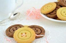 Печенье «Пуговицы» — вкусные пуговки!