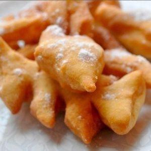 Печенье «Воздушный хворост» — румяный и хрустящий!