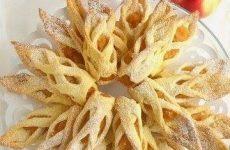 Печенье «Яблочные Башмачки» — нарядные вкусняшки!