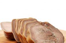 Рецепт отварного свиного языка — настоящий диетический продукт, тающий во рту!
