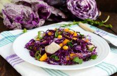 Салат «Коулсло» — на основе самого европейского овоща!!!