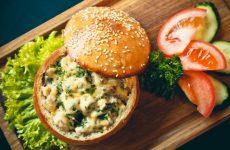 Жульен в булочках — праздничный, вкусный и простой в приготовлении!
