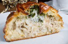 Ленивый курник — очень душевное, домашнее блюдо!
