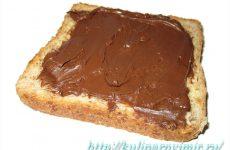Шоколадная паста «Nutella» своими руками — сладенькая натуральность!