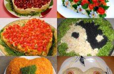 6 салатиков с любовью ко дню Святого Валентина!!! — Любите и будьте любимы!