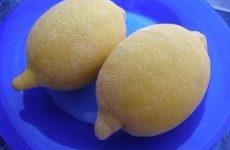 Замороженные лимоны — лучшая приправа к любому блюду. А вы об этом знали?