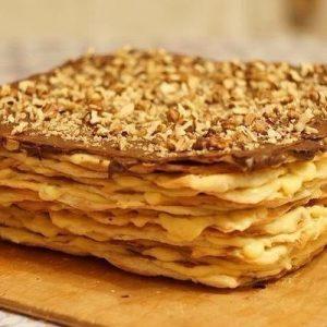 6 лучших рецептов коржей для тортов!!!