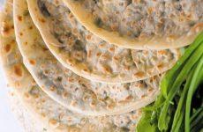 Афарар — вкусные лепешки-пироги с зеленью!