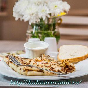 Братиславские блинчики — вкуснятина!!!
