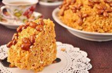 Чак-чак — известная и любимая многими восточная сладость!